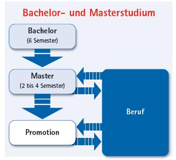 Bachelor- und Masterstudium
