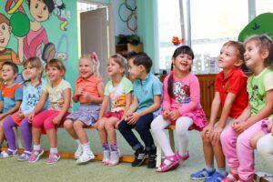 Kindergarten freiwilliges Jahr